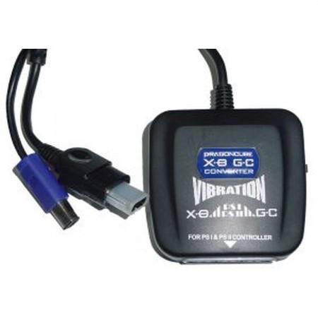 Super XB/GC Converter  Convertidor Mandos PS2 para Gamecube y Xbox CABLES Y ADAPTADORES XBOX Mayflash 8.42 euro - satkit