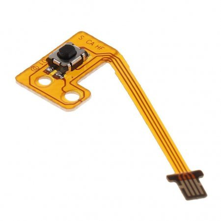 ZR Key Flex Cable Right Button Replacement for Nintendo Switch NS Joy-Con Controller