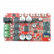 Amplificador de Audio 50W+50W con receptor inalámbrico Digital Bluetooth 4.0 basado en amplificador
