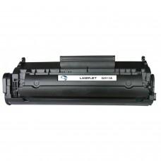 Toner Compatible HP Laserjet  1010/1012/1015/3015/3020,  BLACK Q2612A 12A