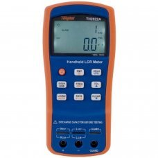 Portable Handheld LCR Meter TH2822A Capacitance Impedance 100Hz-10KHz