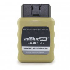 Emulador sistema Adblue para Camiones y Autobuses MAN con sistema Euro 4/5 PLUG AND PLAY