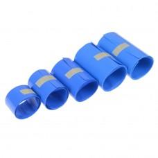 Heat Shrink PVC Tubing Shrinkable Film 1m x 145mm x 0.13mm Tape Sleeve for Battery
