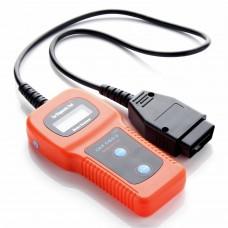 Escáner para diagnosis multimarca/Lector de códigos de error U480 CAN-Bus OBDII, OBD2, EOBD
