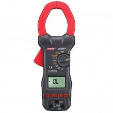 Pinza Amperimetrica digital auto rango UA6050A+ hasta 1500A con multimetro y NCV