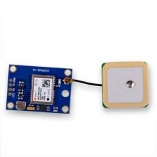 Modulo Ublox NEO-6M GPS (aereomodelismo) Arduino etc.