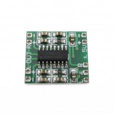 Amplificador Estereo PAM8403 de 3W + 3W Arduino, microcontrolador,