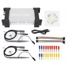 Osciloscopio y analizador logico 16 canales USB Digital Hantek 6022BL 20 mhz 48msa/s para PC