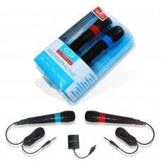 USB Wii Microphone [Compatible WII,XBOX360,PS2]