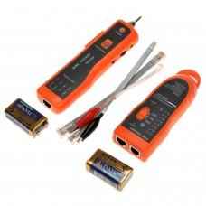 Equipo portatil XQ-350 para testeo y rastreo de cablesRJ45 RJ11 Cat5 Cat6 LAN  a si como cables de t