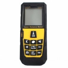 UYIGAO  UA40 Handheld Digital Laser Point Distance Meter Measure Tape Range Finder 40m