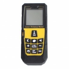 UYIGAO  UA80 Handheld Digital Laser Point Distance Meter Measure Tape Range Finder 80m
