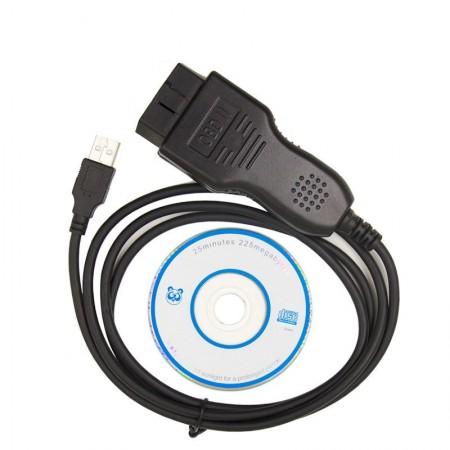 Cable VAG CAN COMMANDER 5.5 + Pin reader 3.9 para Audi VW Seat Skoda modificacion odemetro y codificacion llaves