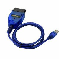Cable KKL VAG-COM 409.1 OBD2 OBDII USB Interface Diagnostic Cable for AUDI Volkswagen Seat Skoda