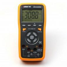 Multimetro Digital Autorango Victor 70C  con conexion PC usb