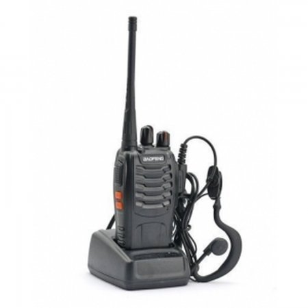Walkie talkie dual Banda Baofeng BF-888S con Pinganillo Auricular ELECTRONICA Baofeng 11.00 euro - satkit