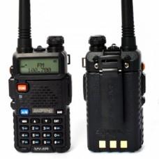 Walkie talkie Baofeng UV-5R con Pinganillo Auricular
