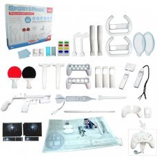 Wii motion plus 100in1 sports pack