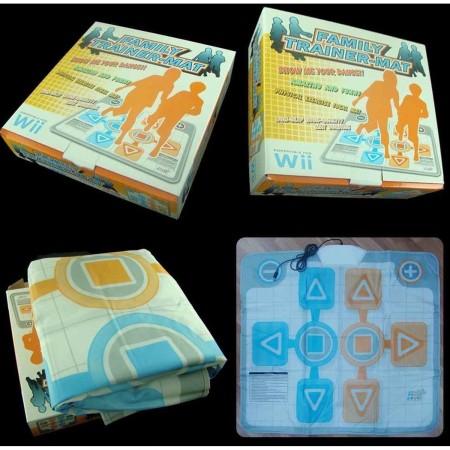 Pista Family Trainer para Nintendo Wii DDR/MUSICALES Wii  8.99 euro - satkit