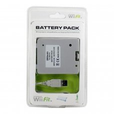Wii Fit 1000 Mah Rechargeable Battery pack