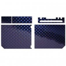 Wii Console Professional Protector - Dark Pearl Blue