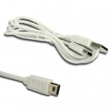 Wii U GAMEPAD, usb charging cable 1 meter