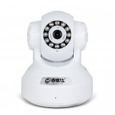 Camara IP de interior hd 720p con Wifi, Infrarojos, Movimiento,Sonido, Android, iPhone, iPad, PC