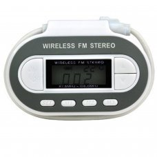 Wireless FM Digital Transmitter for MP3 player, CD player, PDA player, iPod, PC etc