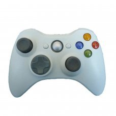 XBOX 360 Wireless Controller Microsoft *COMPATIBLE* WHITE