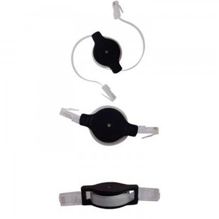 XBOX 360 Network  Link  Retractable Cable  REDES  2.38 euro - satkit