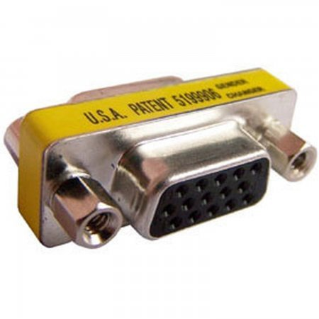XBOX 360 conversor VGA DB15 Hembra/Hembra CABLES Y ADAPTADORES XBOX 360  2.38 euro - satkit