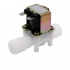 12v dc -Electrovalve-Selenoid for liquids, normally closed, aquarium projects, hydroponics, arduino
