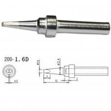 Mlink S4 MOD 200-1,6D replacement soldering iron tips