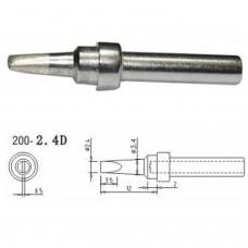 Mlink S4 MOD 200-2,4D Repuesto punta soldador