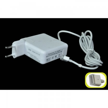 CARGADOR 60W MAGSAFE PARA PORTATIL APPLE MACBOOK(COMPATIBLE) APPLE  15.00 euro - satkit