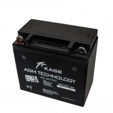 Bateria Gel Moto KAGE AGM  YB7-A 12N7-4  12N7-4A  7Z-4A CB7-A  FB7-A FIAMM 6H2P  VARTA 50713  Y12N7-
