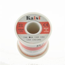 tin wire 0,6 150 gr leaded