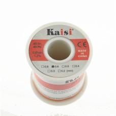 Bobina de estaño 0,6mm 150 gr