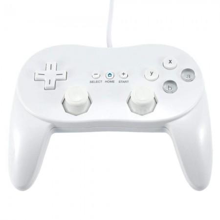 Mando Clásico PRO Wii Blanco [ Compatible ] MANDOS Wii  10.00 euro - satkit