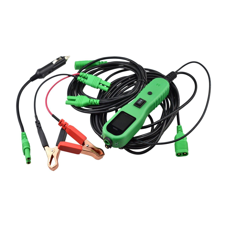 Autek PowerScan YD208 Tester Circuito Eléctrico como PS100 Herramienta de Diagnostico