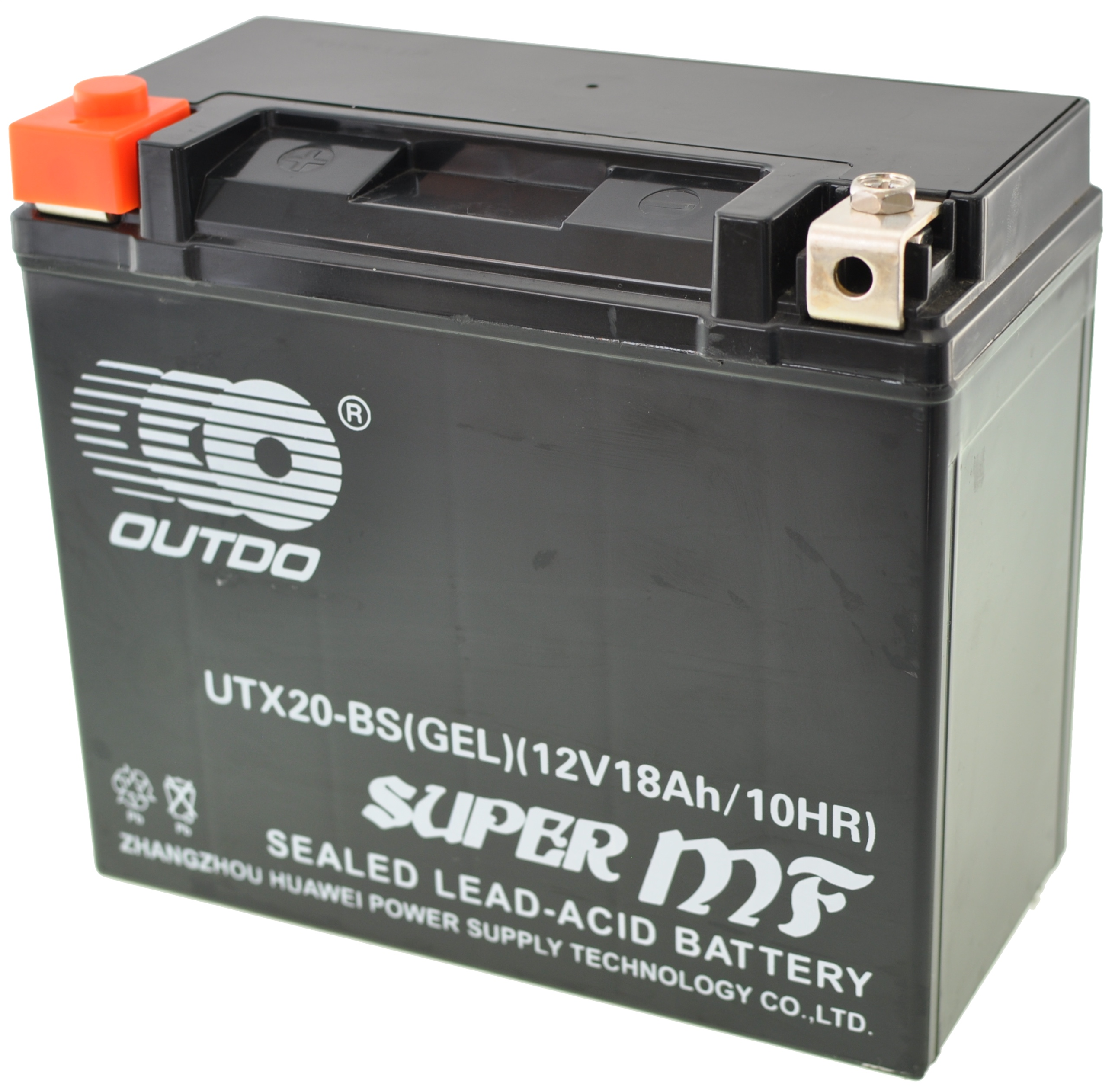 Bater/ía de gel 12V 20Ah